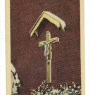 ST MARYS OH OHIO WAYSIDE SHRINE HOLY ROSARY POSTCARD