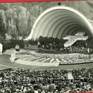 RPPC HOLLYWOOD BOWL CALIFORNIA EASTER SUNRISE SERVICE