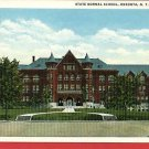 ONEONTA NEW YORK STATE NORMAL SCHOOL HUGHES  POSTCARD