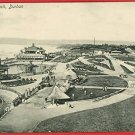 DURBAN OCEAN BEACH SOUTH AFRICA POSTCARD