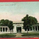 OBERLIN OHIO MEMORIAL ARCH 1907 POSTCARD