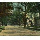 KALAMAZOO MI MICHIGAN SOUTH STREET 1912  POSTCARD