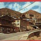 JEROME ARIZONA GHOST CITY POSTCARD