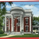 LIMA OHIO OH YWCA W MARKET  BEATRICE RUSSELL  POSTCARD