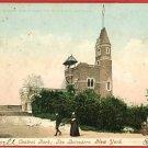 NEW YORK CENTRAL PARK NY  THE BELVEDERE 1906  POSTCARD