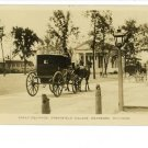 RPPC DEARBORN MI EARLY HORSE AND BUGGY RP POSTCARD