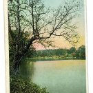 INDIANAPOLIS INDIANA WHITE RIVER DETROIT PUBL POSTCARD