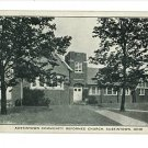 AUSTINTOWN OH OHIO COMMUNITY REFORMED CHURCH POSTCARD