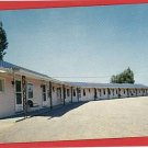 CHEYBOYGAN MICHIGAN MI RITZ MOTEL RENNINGER POSTCARD