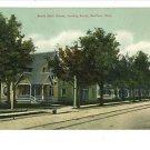 BLUFFTON OHIO OH S MAIN STREET 1910 POSTCARD