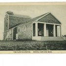 Dennis Cape Cod Ma Massachusetts  Playhouse postcard