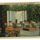 CEDAR POINT OHIO OH TAVERN TERRACE BREAKERS  POSTCARD