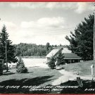 RPPC CHAMPION MICHIGAN MI VAN RIPER PARK  POSTCARD