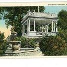 OWATONNA Minnesota    BAND STAND    Vintage Postcard