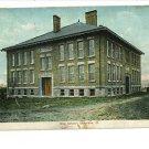 DENNISON OHIO OH  NEW SCHOOL 1913 VINTAGE POSTCARD