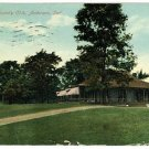 ANDERSON INDIANA IN COUNTRY CLUB GOLF COURSE POSTCARD