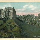 CRAWFORD NE NEBRASKA LONE BUTTE  POSTCARD