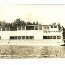 RPPC NEWBERRY MI MICHIGAN TAHQUAMENON FALLS 1939 RPPC