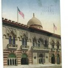 ISLAM TEMPLE SAN FRANCISCO CALIFORNIA POSTCARD AAONMS