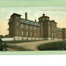 ST JOHN NEW BRUNSWICK CANADA GENERAL PUBLIC HOSPITAL