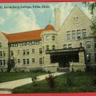 TIFFIN OHIO WILLIARD HALL HEIDELBERG COLLEGE  POSTCARD