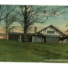 LAFAYETTE INDIANA IN  COUNTRY CLUB GOLF  POSTCARD