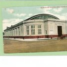 ELYSIUM ICE SKATING RINK CLEVELAND OHIO 1908 POSTCARD