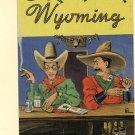 WYOMING COWBOYS BAR HATS CIGARETTE PISTOL BOTTLES DRINK