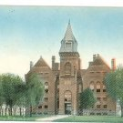 FT RECOVERY OHIO OH PUBLIC SCHOOL BUILDING  POSTCARD