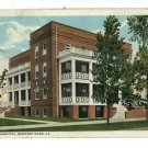 NEWPORT NEWS VA CITY HOSPITAL CENSOR 1917 WWI POSTCARD