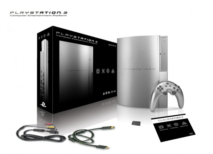 Sony PlayStation 3 PS3 Game Console 60GB(Japan Version /110 voltage)