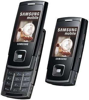 Samsung SGH-E900 Tri-band GSM 2 MP Camera Bluetooth Phone