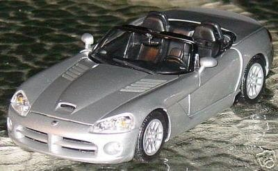 1:18 Scale Diecast 2003 Dodge Viper RT/10 Roadster