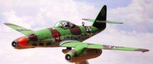 """Corgi """"Warbirds"""" WW2 1:72 Messerschmidt ME262A-1A"""