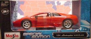 1:24 Scale Lamborghini Murcielago