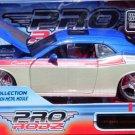 1:24 Scale Maisto Pro Rodz 2008 Dodge Challenger SRT8 Red, White and Blue