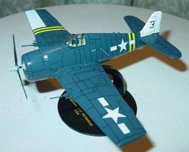 1:72 Scale Diecast Grumman F6F 5N 'Hellcat'