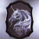Unicorn Head Clock