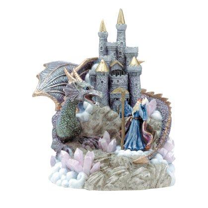 Musical Merlin, Dragon & Castle