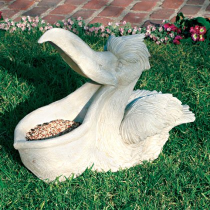 Pelican Planter-Feeder
