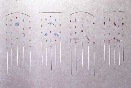 Acrylic Ornament Wind Chimes