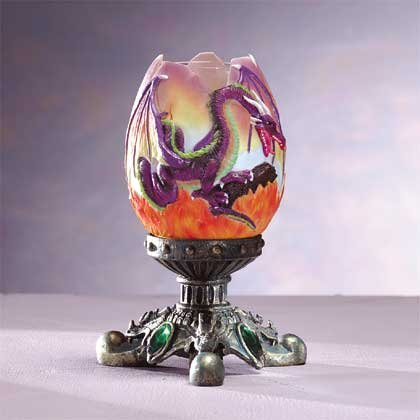 Dragon Egg Candle Holder