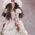 "18"" Porcelain Victorian Doll - Rebecca"
