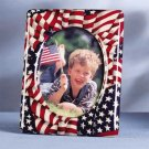 Picture Frame American Flag