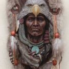 Eagle Headdress Wall Plaque