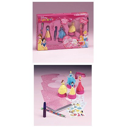 Disney Princess Stamper Set