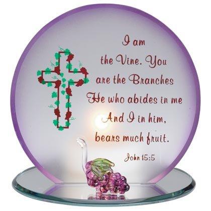 John 15.5 Candleholder