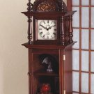 Grandfather Clock & Shelves
