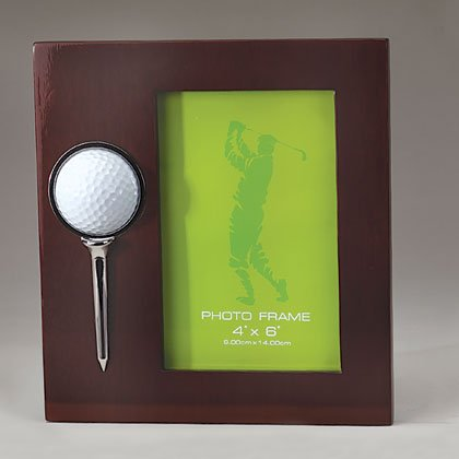 Golf Theme 4x6 Frame