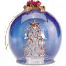 "Glass Ornament ""Chistmas Tree"""